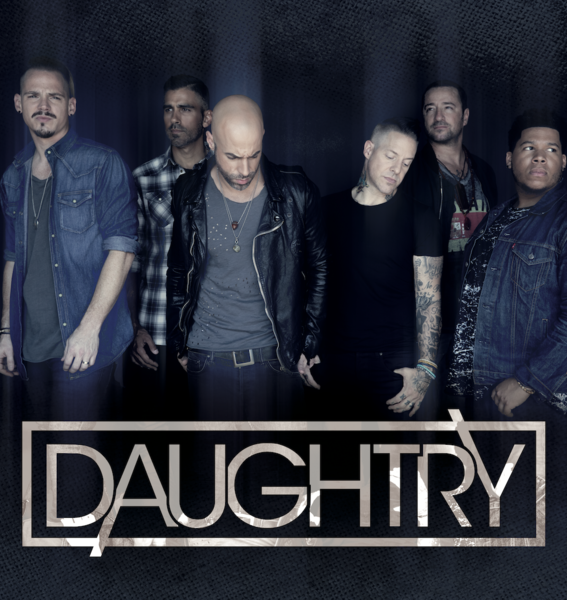 Daughtry Announces 11 New Shows + Fan Club Pre-Sale