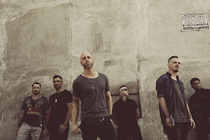 Daughtry Announces 3 New Dates