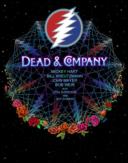 Dead company official site for Dead and company madison square garden