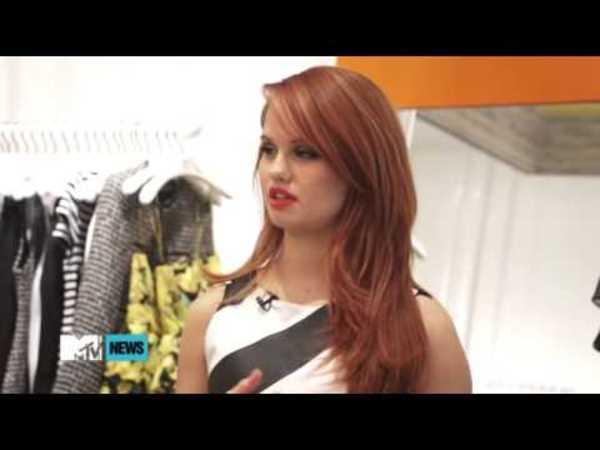 Debby Ryan Admires Demi Lovato