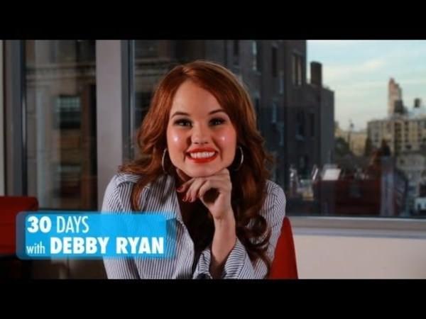 30 Days With Debby Ryan -- Day 3  -- Favorite Fashion Item