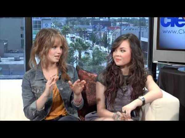 Debby Ryan & Anna Maria Perez de Tagle: Fashion Interview