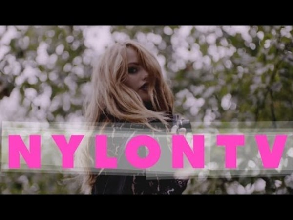 NYLON x CANON POWERSHOT: DEBBY RYAN