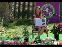 Debby Reads To Kids At The White House