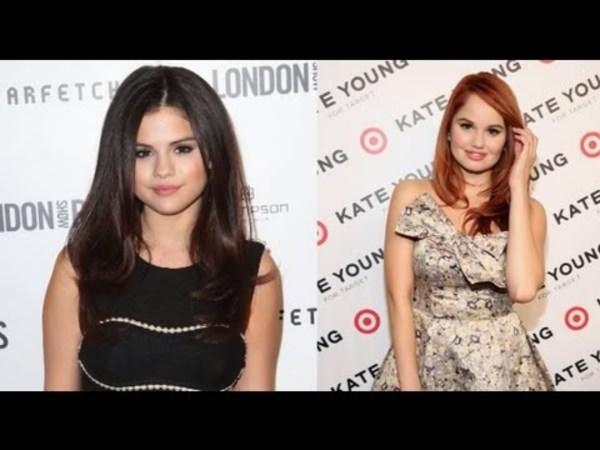 Debby Ryan & Selena Gomez - Fashionistas