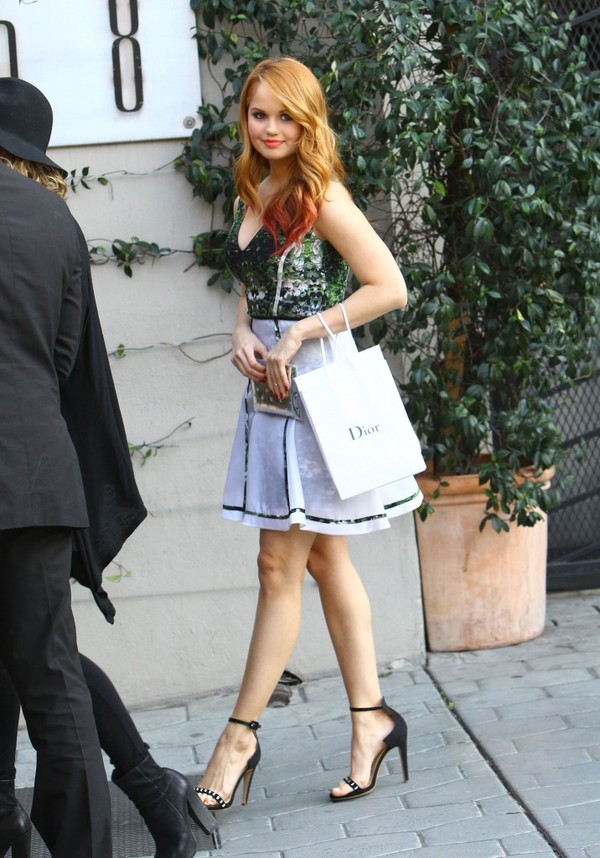 Debby ryan debby ryan attends dior beauty luncheon to benefit debby ryan attends dior beauty luncheon to benefit operation smile voltagebd Gallery