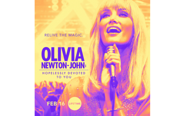 "US premiere ""Olivia Newton-John: Hopelessly Devoted to You"" on Lifetime on Saturday, February 16"