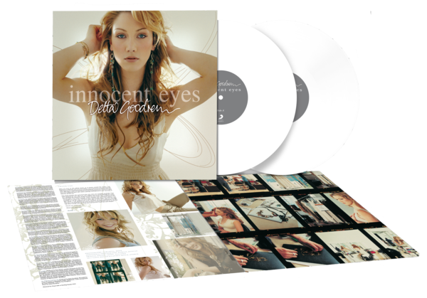 """Innocent Eyes"" on vinyl for the first time for anniversary release"