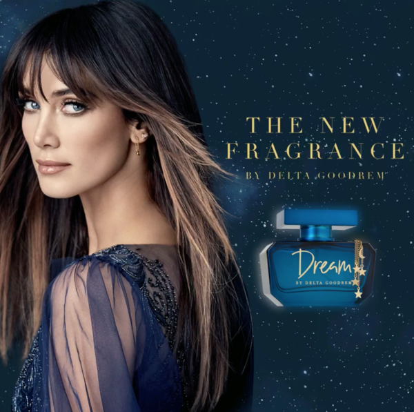 """Dream"" fragrance available August 3rd, pre-order now"
