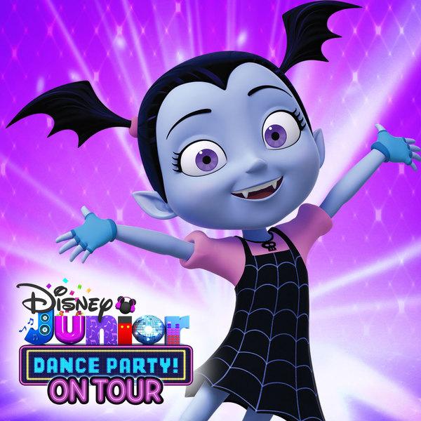 Disney Live Tour Dates