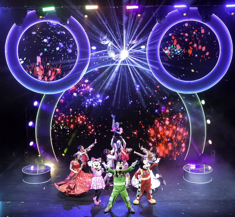 DISNEY JUNIOR DANCE PARTY ON TOUR -