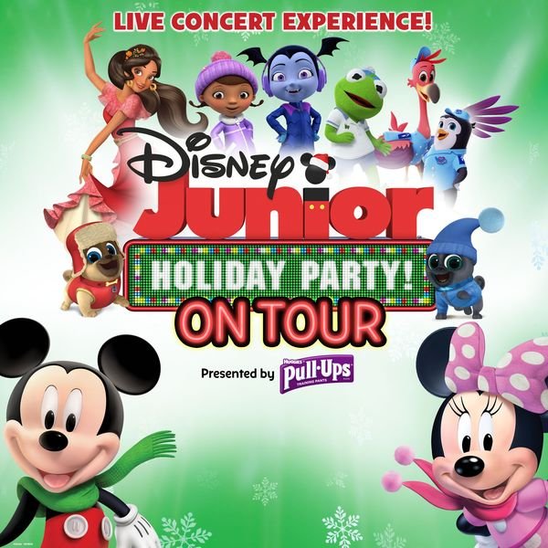 Disney Junior Holiday Tour!