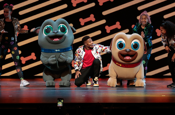 Disney Junior Plays Up The Music With Its Preschool 'Dance Party' Show On Tour