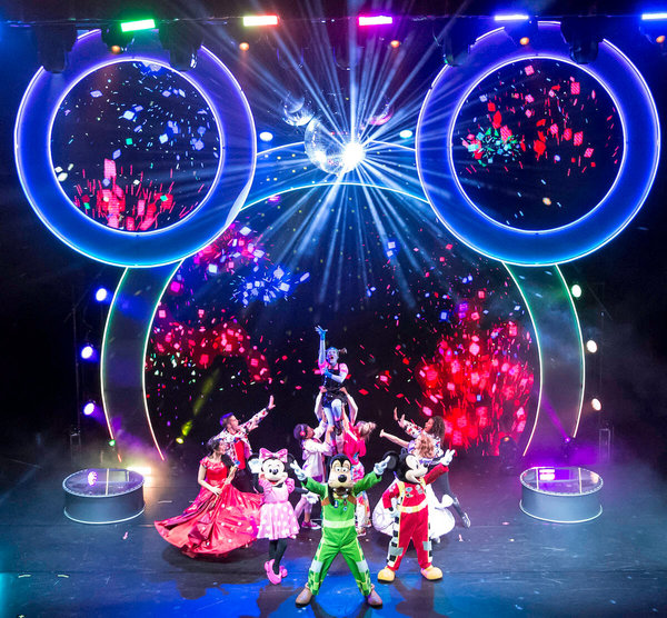 """DISNEY JUNIOR DANCE PARTY ON TOUR"" LAUNCHES TODAY IN SOUTHERN CALIFORNIA"