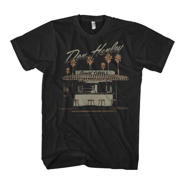 Don Henley Sunset Grill T-Shirt