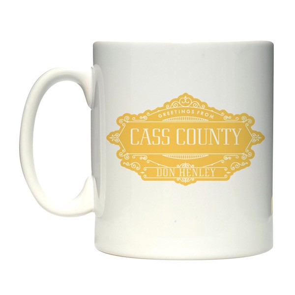 Greetings From Cass County Mug image