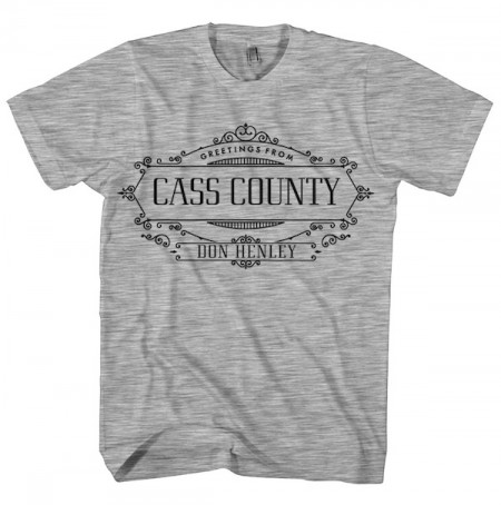 Greetings From Cass County T-Shirt image