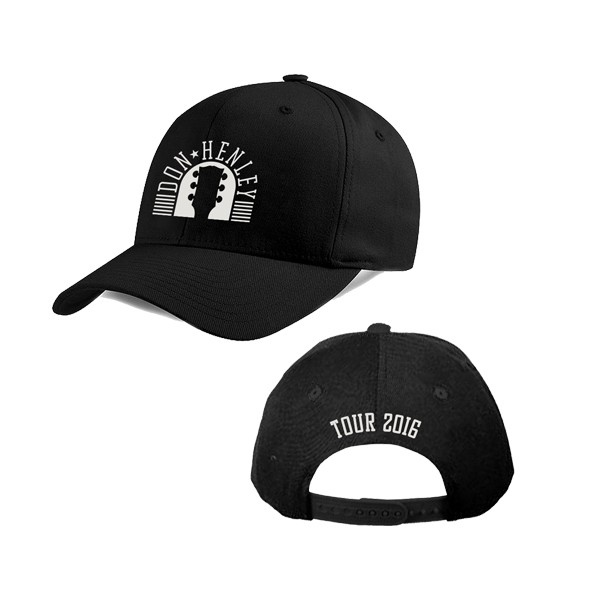 Don Henley Tour 2016 Hat image