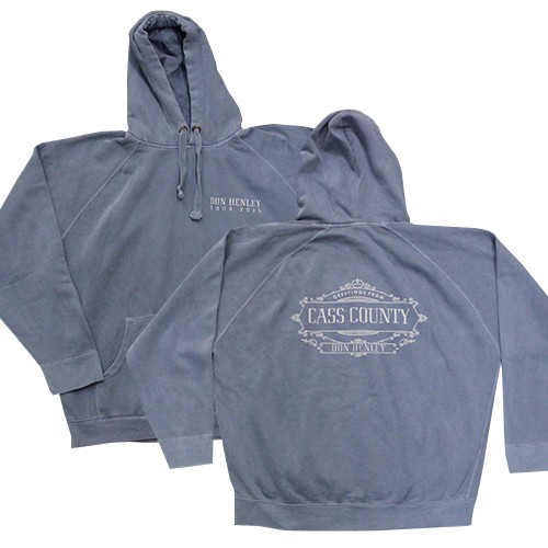 Greetings From Cass County Pullover Hoodie image