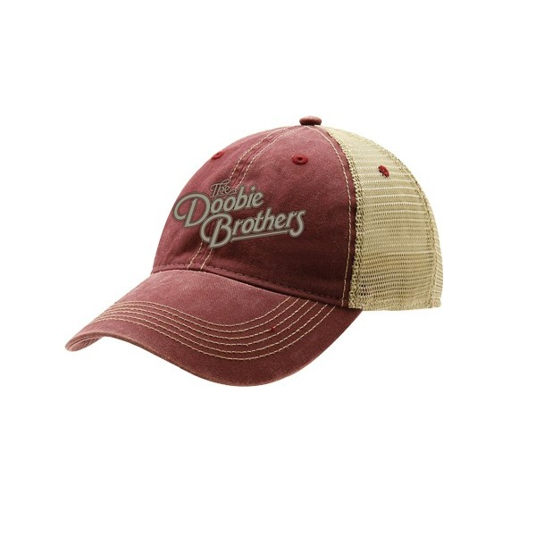 Maroon Trucker Hat