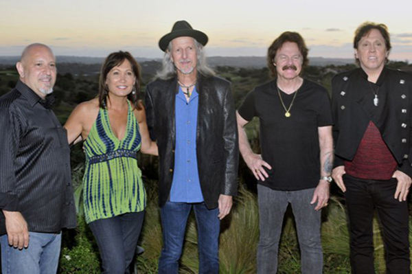 Doobie Brothers perform at local benefit for 'Children of the Californias'