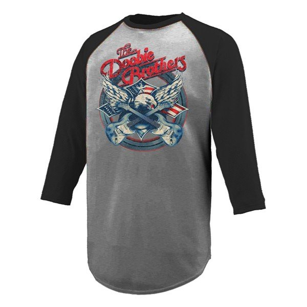 The Doobie Brothers Eagle Raglan Shirt image