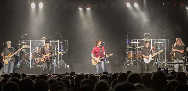 The Doobie Brothers, still burning strong four decades later