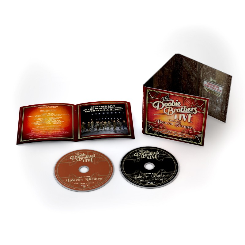 Live from the Beacon Theatre 2CD