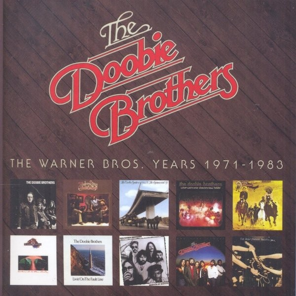 The Warner Bros. Years 1971-1983 CD Box Set image