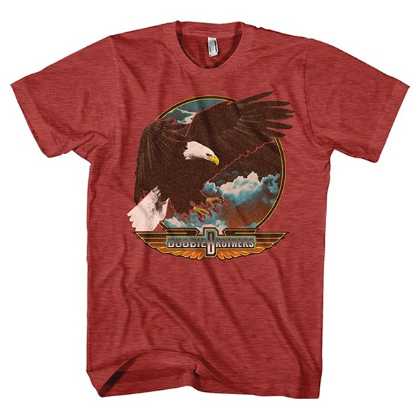 Eagle Logo Red T-Shirt
