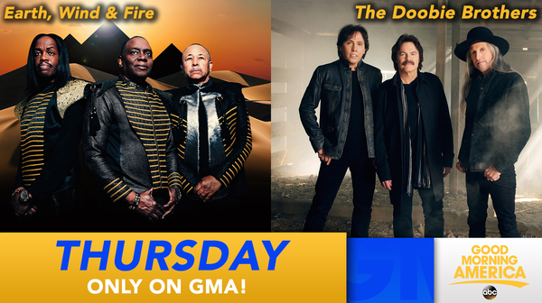 The Doobie Brothers to Perform on Good Morning America