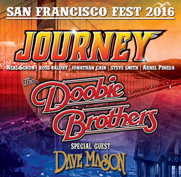 San Francisco Fest 2016 Tour