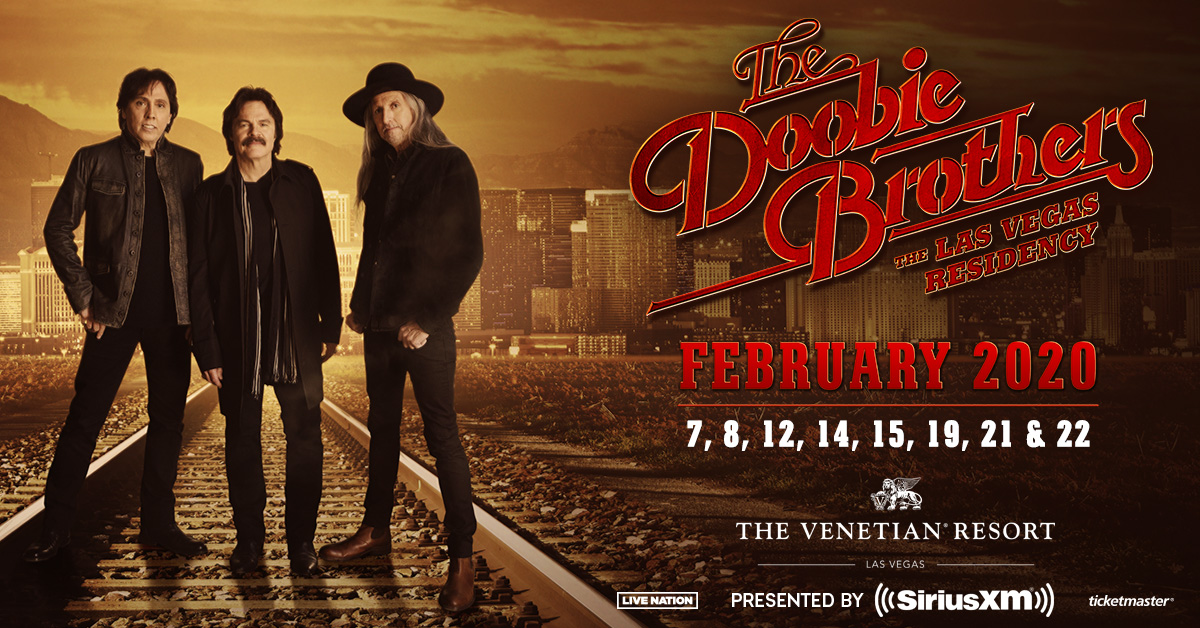 Doobie Brother Venetian Residency