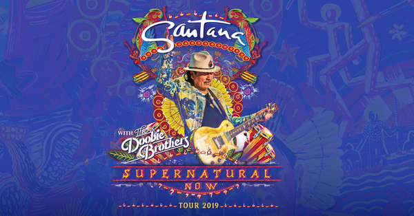 The Doobie Brothers join Santana 'Supernatural Now' Tour