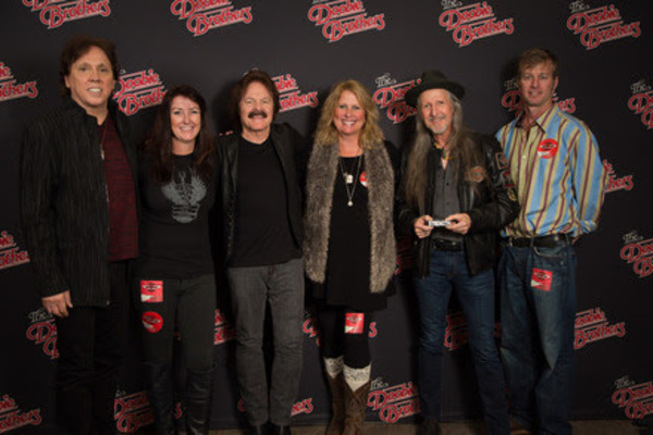 The Doobie Brothers Celebrate Potentially Life-Saving Match with Love Hope Strength Foundation