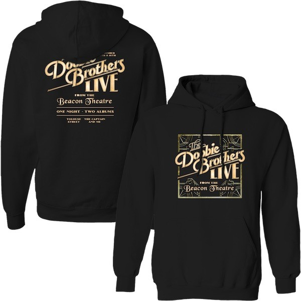 Live From the Beacon Theatre Hoodie image