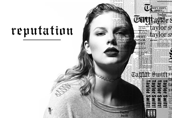 reputation VINYL AVAILABLE NOW