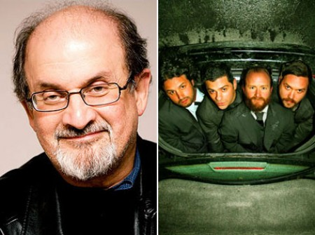Salman Rushdie and Dredg Co-headline SPIN Benefit for Housing Works