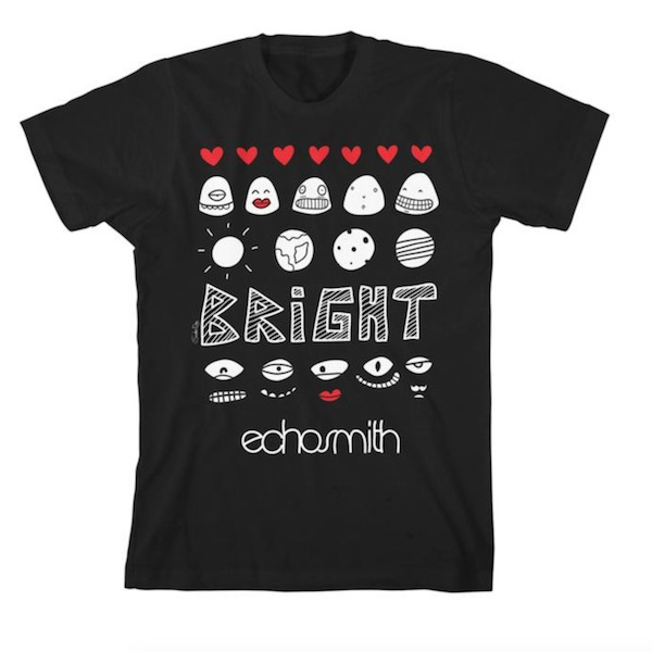 Bright Collage Unisex T-Shirt