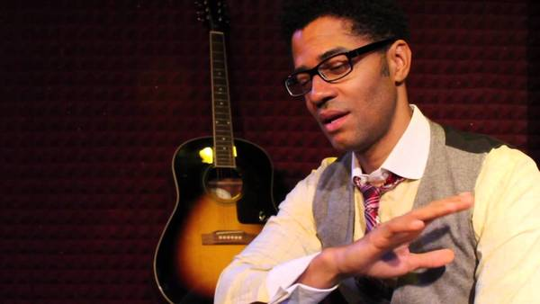 Eric Benét wishes you a Happy Valentine's Day!