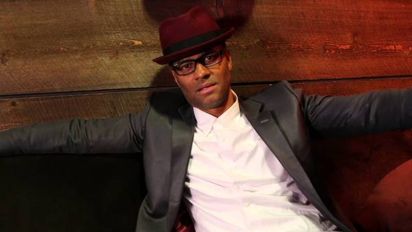 "Eric Benet Talks ""Lay It Down"" (Afropeans Remix)"