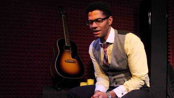 Eric Benét Answers Fan Questions from Twitter & Facebook