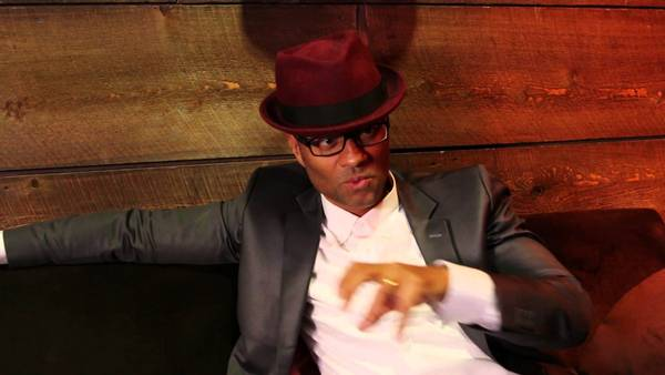 "Eric Benet Talks ""Lay It Down"" (Afropeans Remix) - Part II"