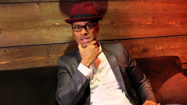 Eric Benet Talks Working With The Afropeans For 'The Other One'