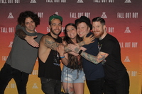 Fall out boy tickets available meet and greet photos m4hsunfo