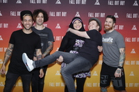 Fall out boy tickets available cuyahoga falls oh june 16th 2015 m4hsunfo