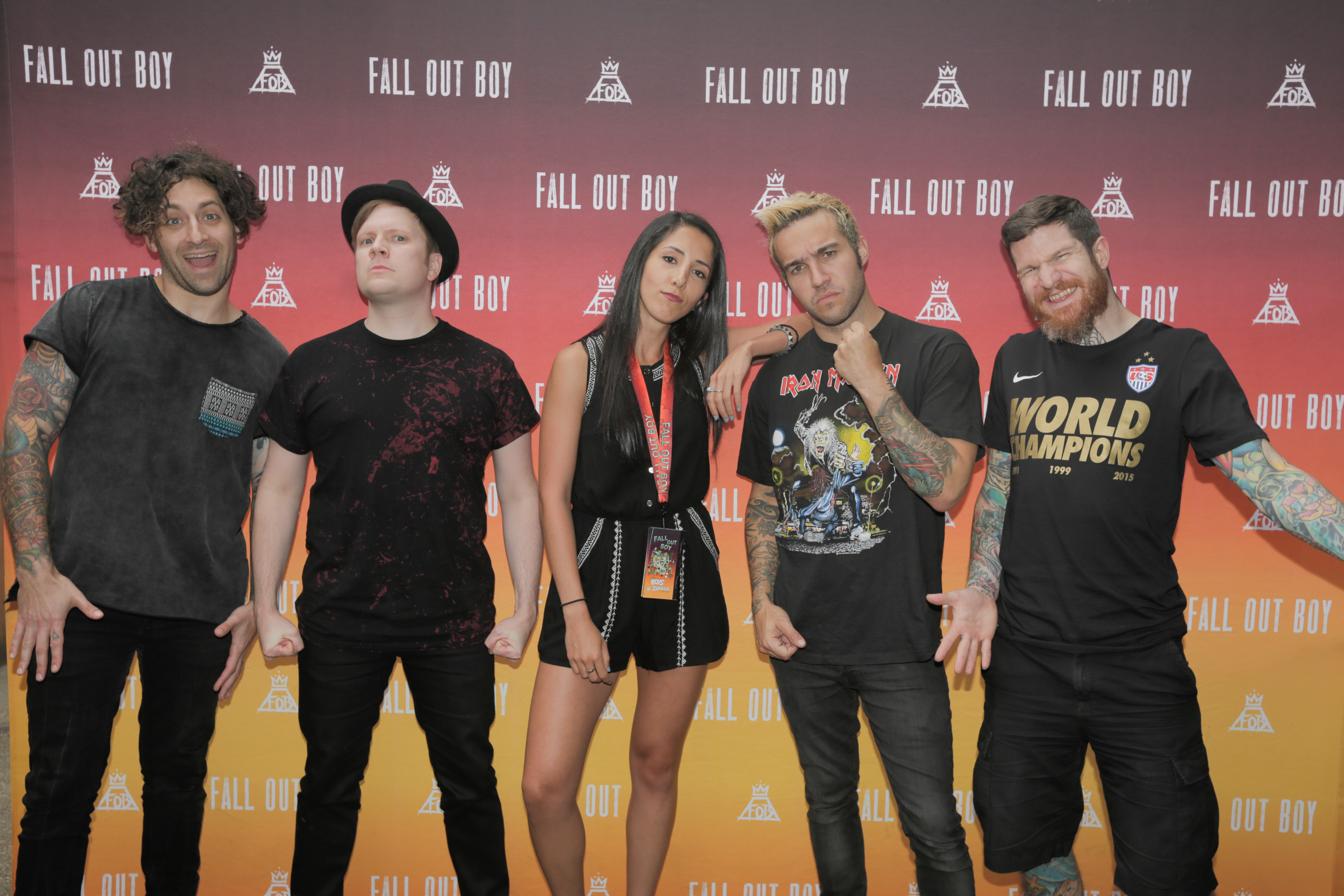Fall Out Boy Tickets Available