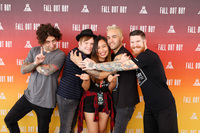 Fall out boy tickets available hollywood ca august 10th 2015 m4hsunfo
