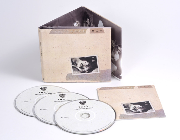 Tusk Remastered 3 Disc Expanded Edition