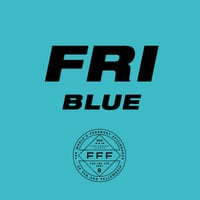 Friday Blue Stage